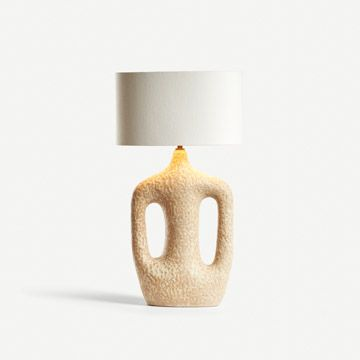 Sympoiesis Textured Table Lamp