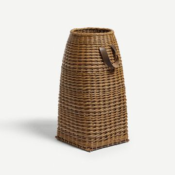 Willow Laundry Basket by Annemarie O'Sullivan