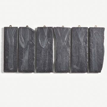 Slate Relief Carved Panels