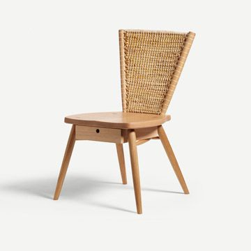 Brodgar Dining Chair (With Drawer)