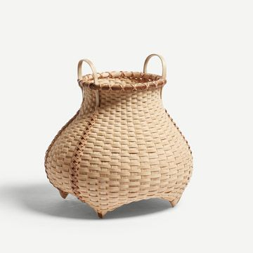 Round Footed Basket II (Large)