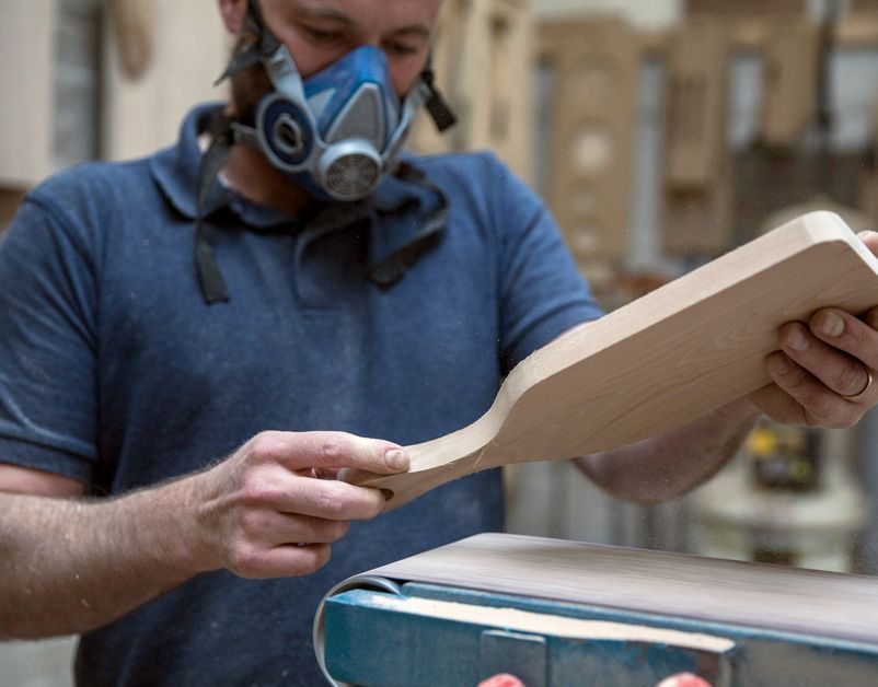 Hampson Woods, Making Process 2, The New Craftsmen